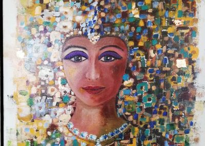Egyptisk kvinde