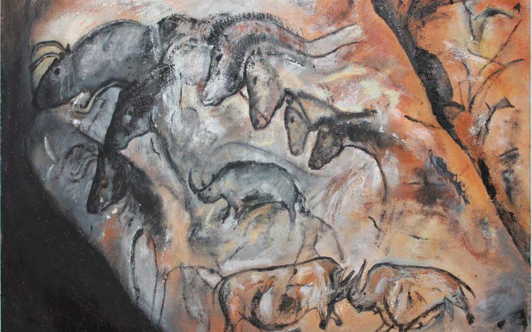 Grotten IV, næsehorn